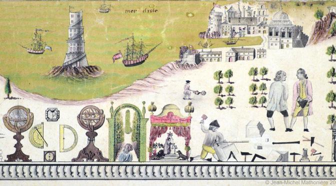 Le règlement des compagnons passants tailleurs de pierre d'Avignon en 1782