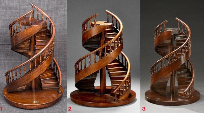 Encore un pseudo escalier de compagnon