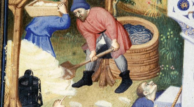 L'histoire fragmentée des artisans bâtisseurs du Moyen Âge